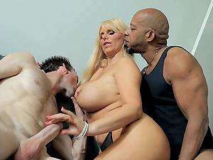 Karen Fisher Goes Xxx With Shane Diesel Against Her Hotwife