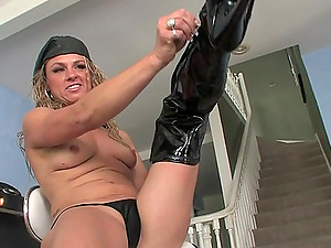 Compilation with randy superstars taking dick and frigging