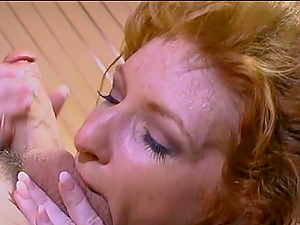 Cougar Liking Her Rectal Fuck-hole Being Drilled Xxx In Threesome