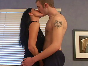 Christian Wilde Gives A Hairless Snatch A Gonzo Doggystyle Fuck