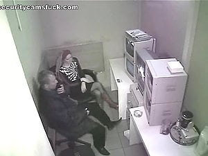 A lil' office gets fucking total of extreme romp