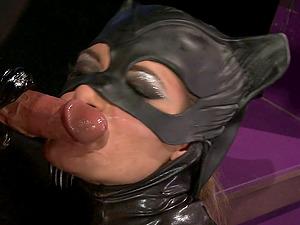 Majestic dark knight porno parody with lots of superstars 2