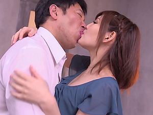 Alluring Japanese chicks likes her underarms gobbled and jism on her face