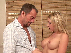 Shawna Lenee is an accomplished at erotic assets rubdown