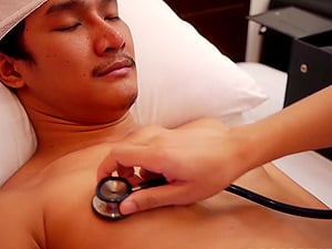 Kinky Medical Fetish Asians Argie  Alex No condom