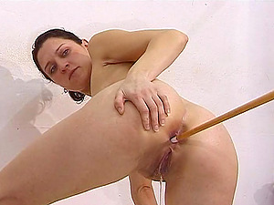 Pissing Dame Movie