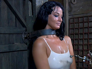 Her captors are here to torment her in all the possible Domination & submission ways