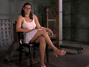 Penny Barber treated to an amazing Domination & submission session to her enjoyment