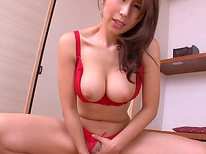 She looks truly superb and she needs a dick inwards her Japanese twat!