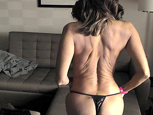 Nasty Tara Holiday fucking her daughter-in-law's sexy beau