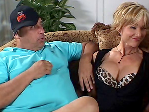 Big titted wifey loves being shagged during a cheating practice