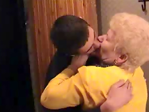 Blonde woman is supreme at shagging a cunt longing fellow