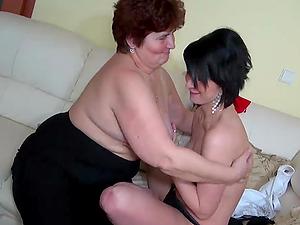 BBW Granny And Nubile Lezzie Compilation