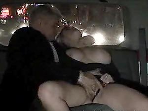 Buxom hotness Kylie Lovitt enjoying an excited member