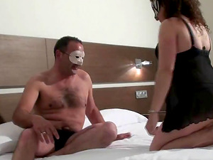 Plump babe Sofia has a great time while being drilled well