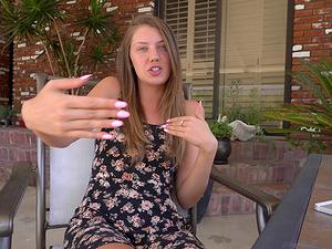 Ruthless Ryan Madison destroys Elena Koshka's quivering pussy