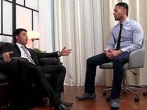 Alex and Rego enjoy free time with feet fetish and jerk