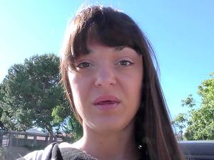Olivia Wilder sucks a dick before being plowed hardcore