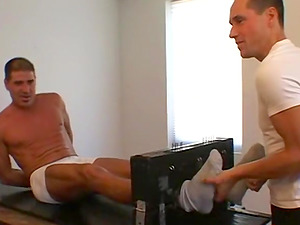 Instructional video for the tickling foot fetish fans