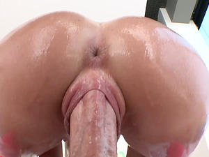 Brutal sex session with petite cock craving babe Lilly Ford