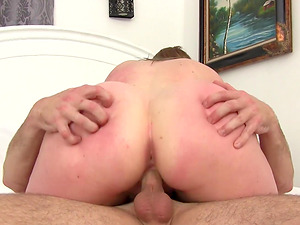 Laci Cakes is a blonde with a big ass craving a nasty fuck