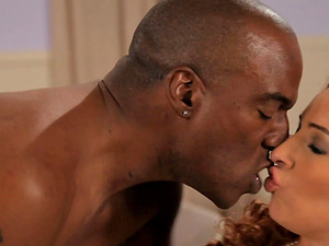 Ashli Orion is up for an interracial fuck with a black lover