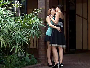 Horny honies are fucking during the vocation in Florida