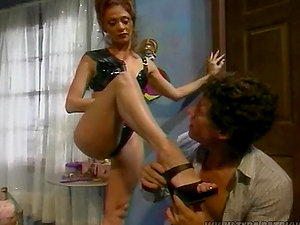 Desirable stunner Chloe Nichole gets banged by Joel Lawrence