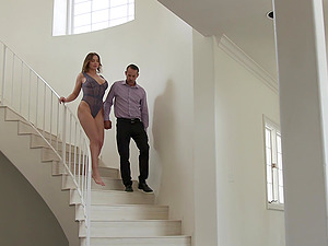 One dick is not enough to satisfy naughty Blair Williams anymore