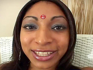 Indian Beauty Shakira Taking it Hard in Her Humid Snatch