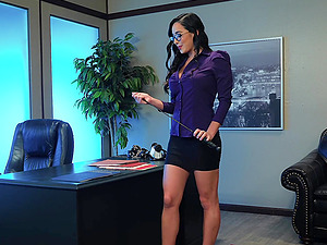 Karlee Grey and another girl finally get to satisfy each other