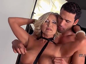 British milf gets dicked harad by her horny man