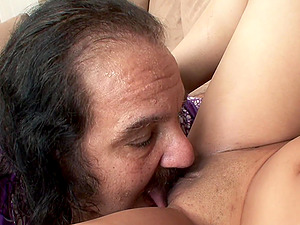 Lynn Love gets to fuck hot Lynn Love until he cums all over her
