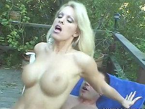 Horny stunner Dolly Golden gets fucked hard by Sean Rider