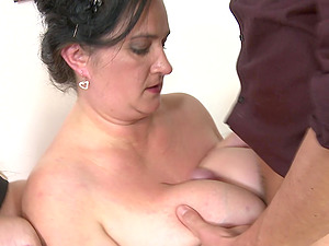 Naughty guy gets to fuck Kirsi and other babes at the same time