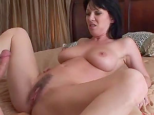 RayVeness the sexy Mummy gets fucked rough in the bedroom