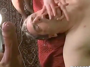 cuckold husband joins us in the bedroom