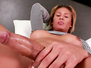 very grateful nasty interracial threesome remarkable, rather