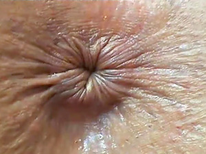 close up butthole winking in front of her new boyfriend
