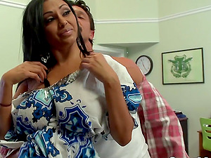 Indian Goddess Priya Rai Fucks n Squirts