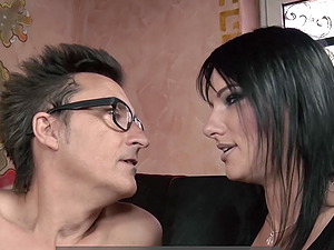 Anal threesome with two German beauties
