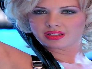 A Superb Solo Scene With The Domina Blonde Lani Todd