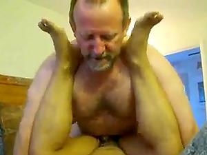 Papa Bear get fucked by a Dreidel (A Jewish Top)