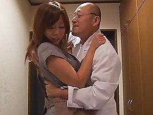 Huge-titted Kaori gets balled by her regular customer