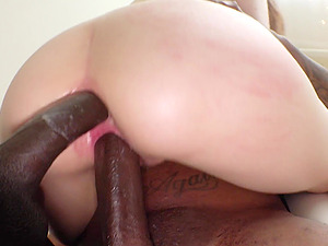 nothing is better for Maya Kendrick than a facial before hard anal fuck