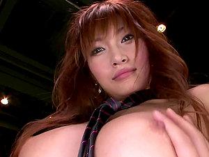 Sweet Kirara Asuka having wild fuck-a-thon in hot Point of view movie