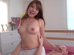 Chieri Matsunaga is a hot japanese wife who likes sex
