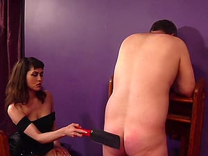 spanking and sex games with horny friend is all that Audrey Noir needs