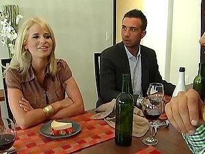 Sexy Wifey Exchange With Madison and Tanya James