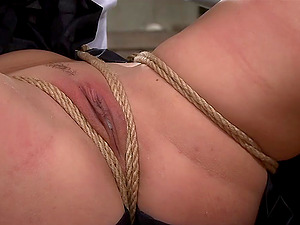 Nyssa Nevers likes to try new ways of reaching memorable orgasm